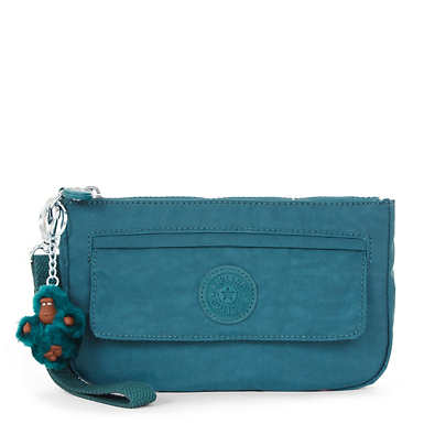 Alonzo Wristlet Wallet - Farmhouse Green