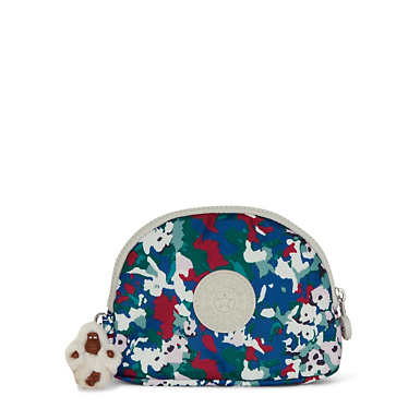 Ivy L Printed Coin Purse - Tinted Floral