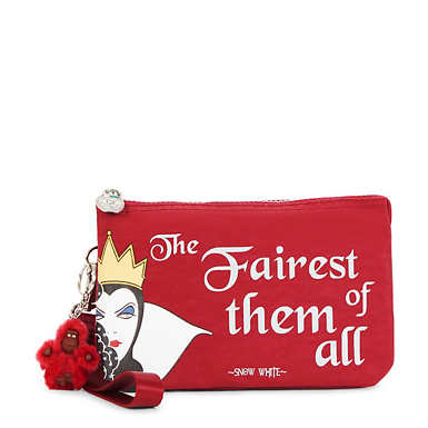 Disney's Snow White Creativity XL Wristlet Pouch - Candied Red