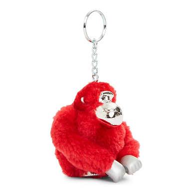 Kyle Glactic Monkey Keychain - Cherry