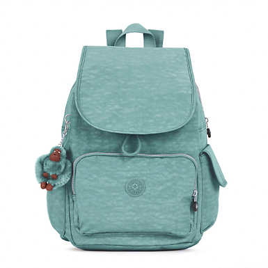 Ravier Medium Backpack - Sea Green