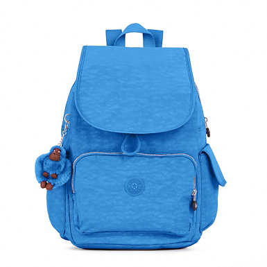 Ravier Medium Backpack - Saxony Blue
