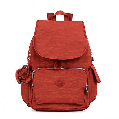 Ravier Medium Backpack - Red Rust