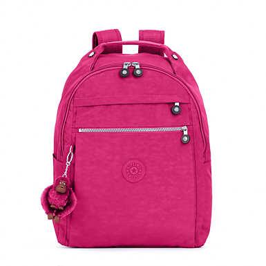 Micah Medium Laptop Backpack - Very Berry