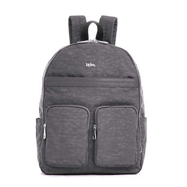 Tina Large Laptop Backpack - Dusty Grey Combo