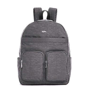 Tina Large Laptop Backpack - Dusty Grey Combo