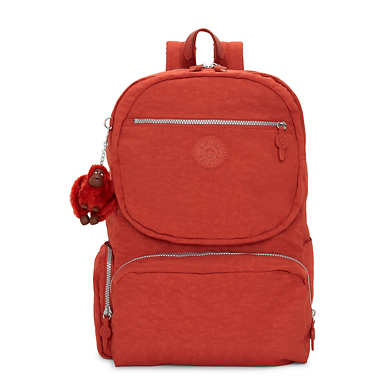 Dawson Large Laptop Backpack - Red Rust