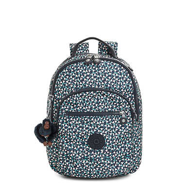 Seoul Small Printed Backpack - undefined