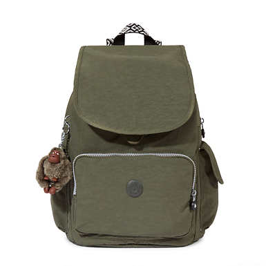 Ravier Medium Backpack - Jaded Green