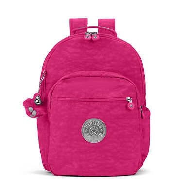 Seoul Large Laptop Backpack - Very Berry