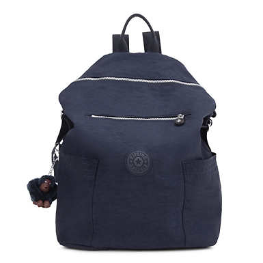 Cherry Backpack - True Blue