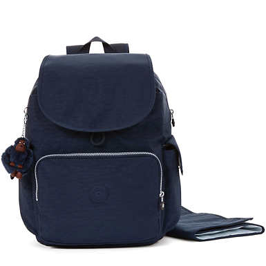 Zax Backpack Diaper Bag - True Blue