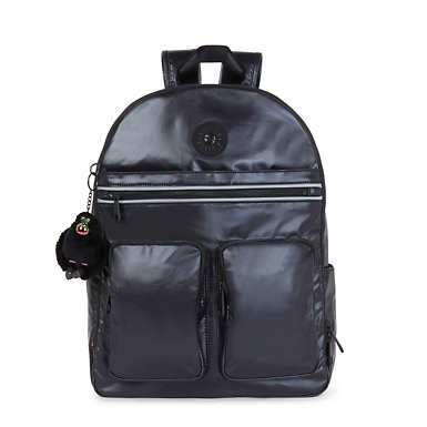 Tina Large Laptop Backpack - Black