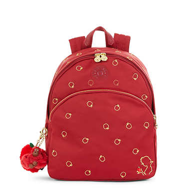 Disney's Snow White Paola Small Satin Backpack - undefined