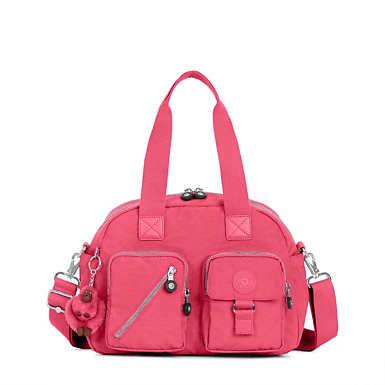 Defea Handbag - Vibrant Pink