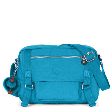 Gracy Crossbody Bag - Polaris Blue