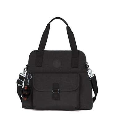 키플링 Kipling Pahneiro Handbag,Black