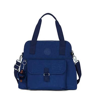 Pahneiro Handbag - Ink Blue