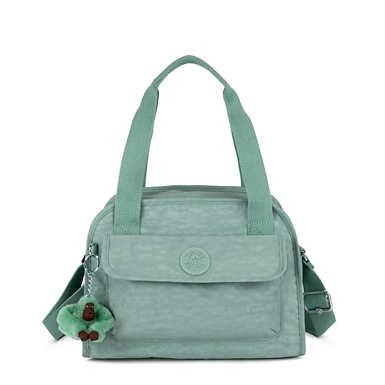 키플링 Kipling StarHandbag,Fern Green Classic