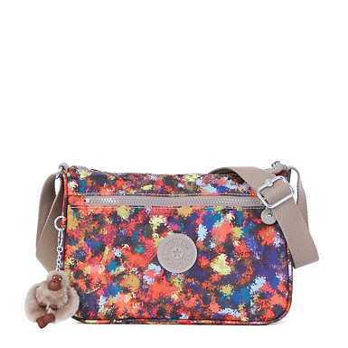 Callie Printed Handbag - Preppy Plaid