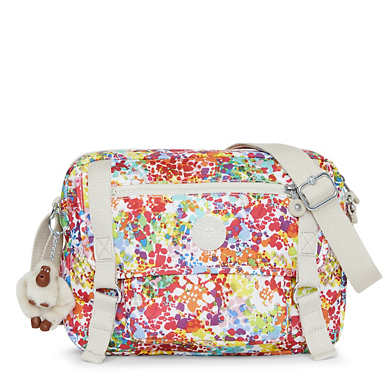 Gracy Printed Crossbody Bag - Color Burst Bright