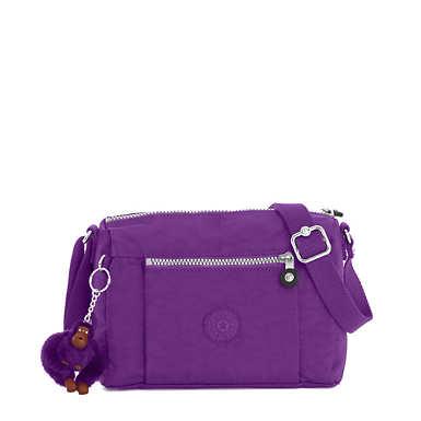 Wes Crossbody Bag - Tile Purple