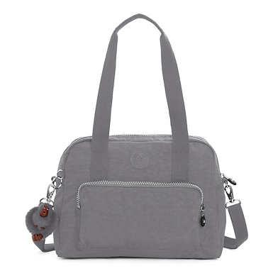 Dania Handbag - Charcoal Grey