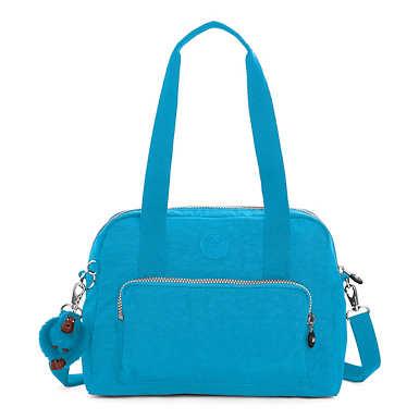 Dania Handbag - Polaris Blue
