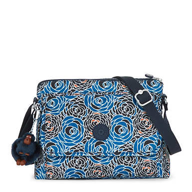 Aisling Printed Crossbody Bag - Piercing Posies