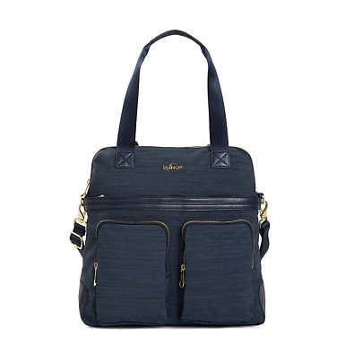 Camryn Laptop Handbag - True Dazz Navy