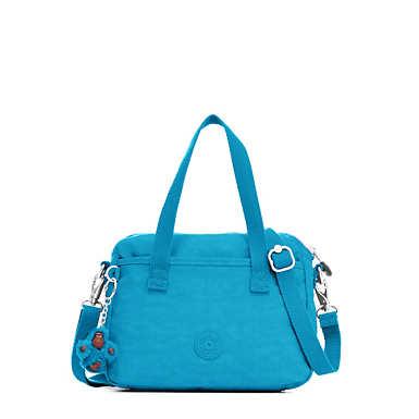 Emoli Handbag - Polaris Blue
