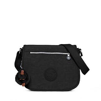 Attyson Crossbody Bag - Black