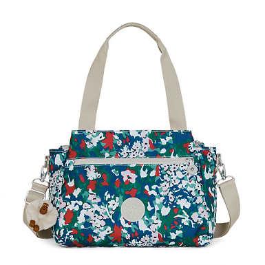 Elysia Printed Handbag - Tinted Floral