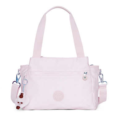 Elysia Metallic Handbag - Whimsical Pink