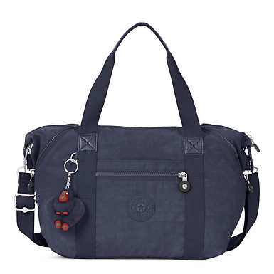 Art S Handbag - True Blue