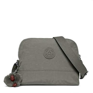 키플링 Kipling BessCrossbody Bag,Dusty Grey