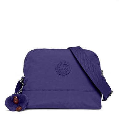 키플링 Kipling BessCrossbody Bag,Berry Blue
