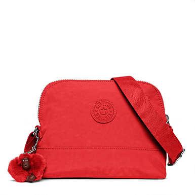 키플링 Kipling BessCrossbody Bag,Cherry Classic