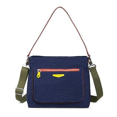 Kaeon Rebellion Crossbody Bag - Blue