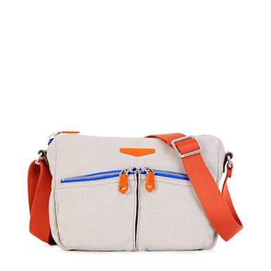Kaeon Wanderer Crossbody Bag - Beige