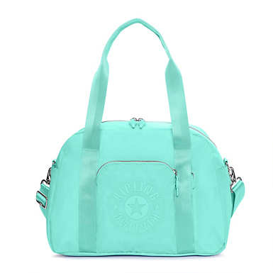 Dieter Gym Tote Bag - Fresh Teal