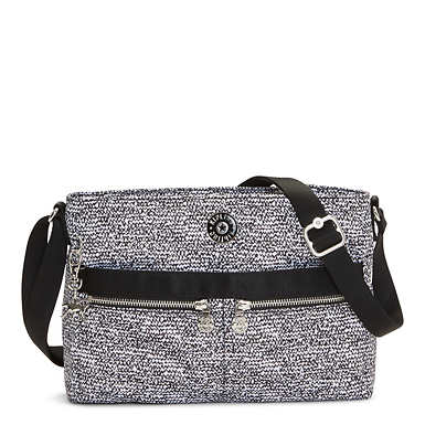 Angie Printed Crossbody Bag - undefined