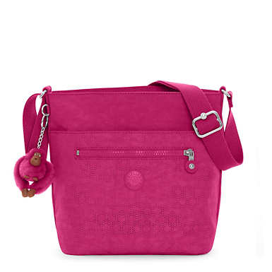 Isla Bucket Bag - Very Berry