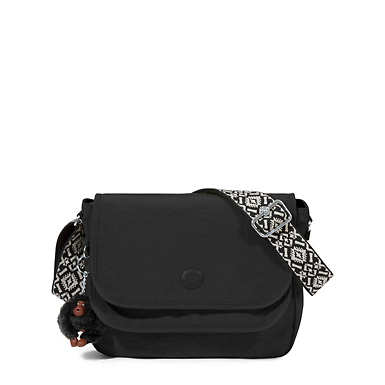 Brooklyn Crossbody Bag - Black
