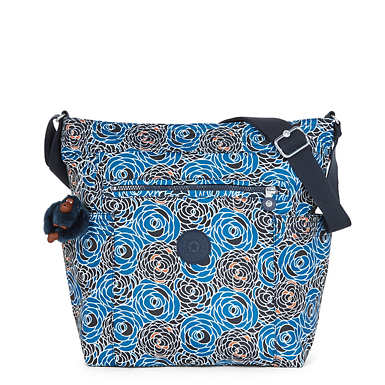 Melvin Printed Tote Bag - undefined