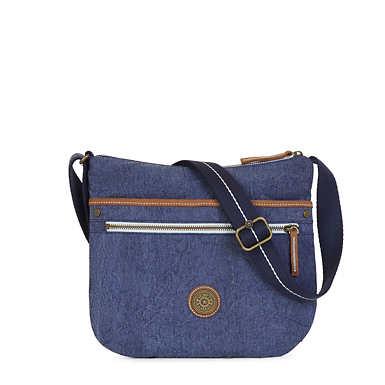 Arto Crossbody Bag - Aged Blue