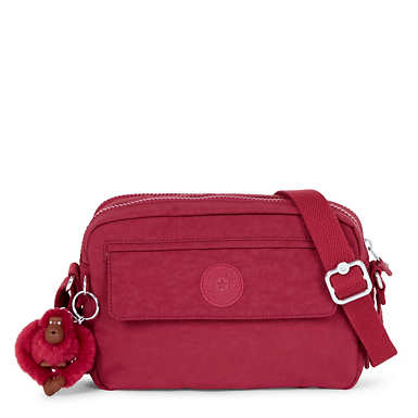 Abbas Crossbody Bag - Candied Red
