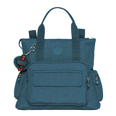Alvy 2-in-1 Convertible Tote Bag Backpack - undefined