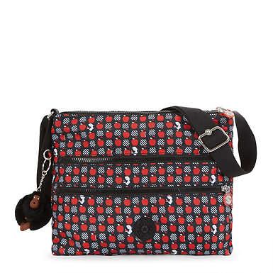 Disney's Snow White Alvar Printed Handbag - undefined