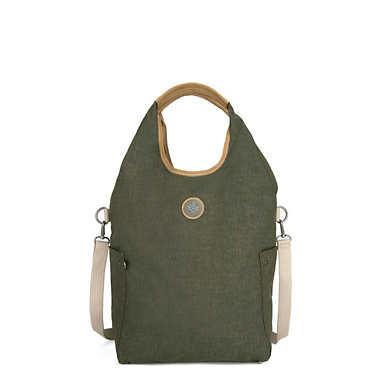 키플링 Kipling UrbanaShoulder Bag,Urban Khaki